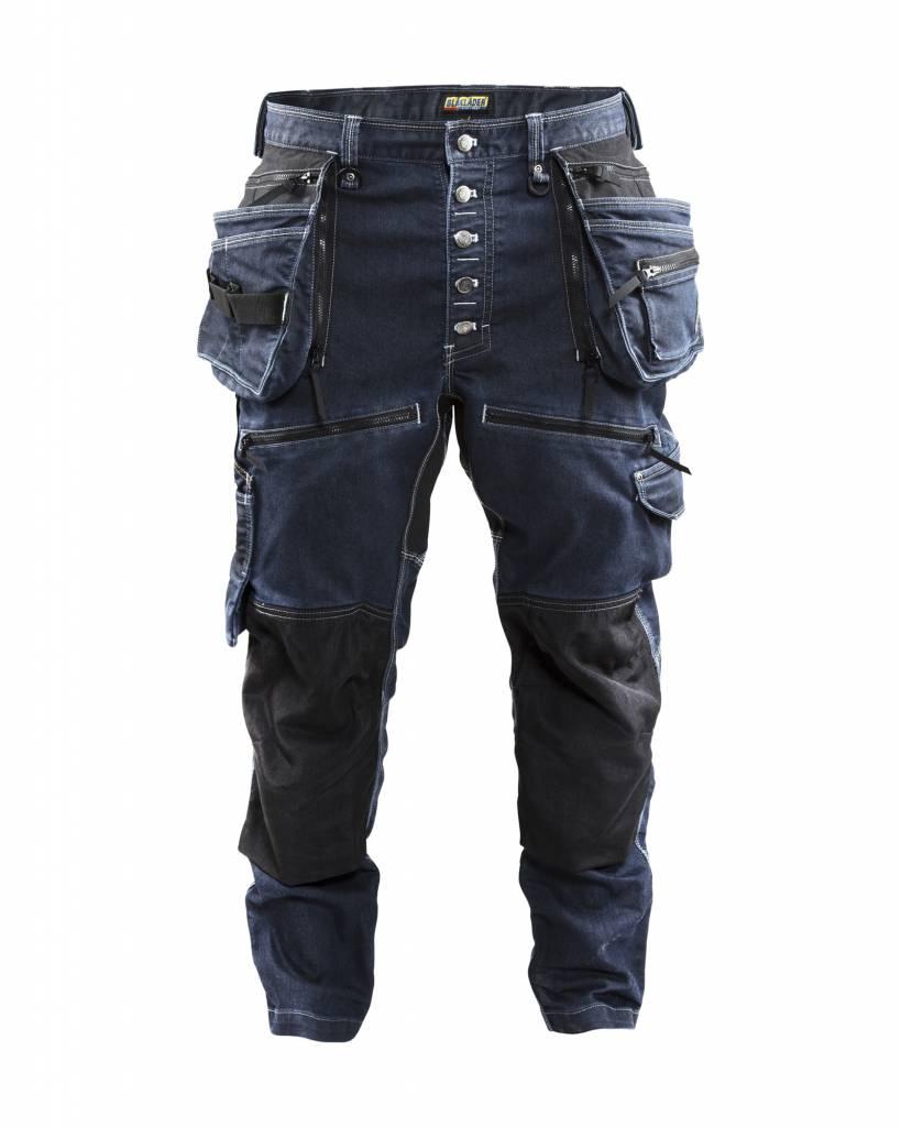 Nya X1900 Low Crotch : Marineblau/Schwarz - Safety Workwear Shop - a CY-72