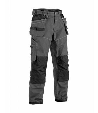 Pantalon Artisan Nyco : Gris Foncé/Noir - 196111469899