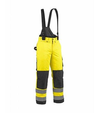Winter high vis trouser Yellow/Black