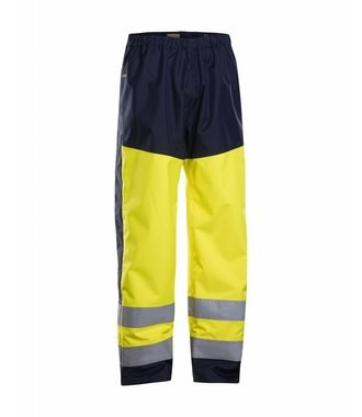 High Vis Funktionshose : Gelb/Marineblau - 186519773389