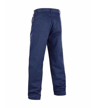 Bundhose Mischgewebe : Marineblau - 172518008900