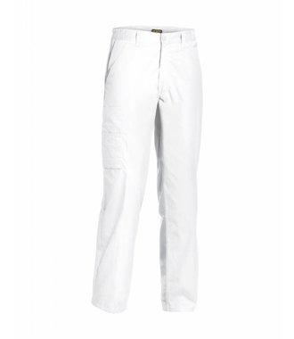 Bundhose Mischgewebe : Weiß - 172518001000