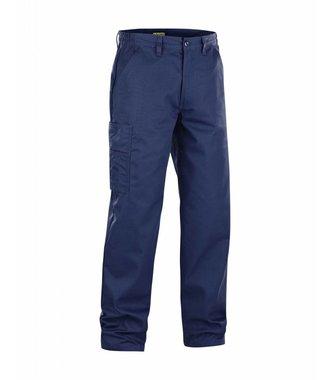 Bundhose Mischgewebe : Marineblau - 172512108800