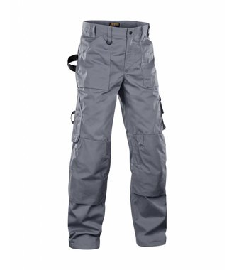 Trousers without Nailpockets Grey