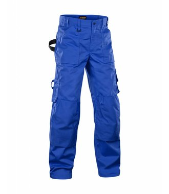 Trousers without Nailpockets Cornflower blue