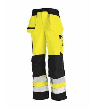 Pantalon Artisan Haute-Visibilité : Jaune/Noir - 153318603399
