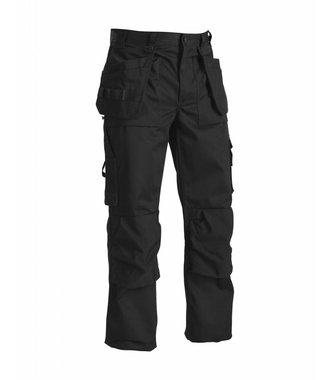 Pantalon Artisan Poches Libres : Noir - 153018609900