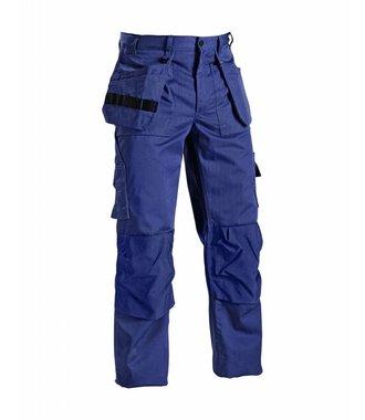 Pantalon Artisan Poches Libres : Bleu roi - 153018608500