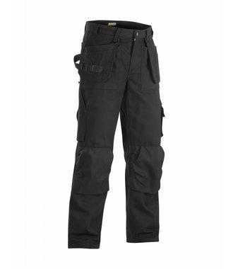 Pantalon Artisan Poches Libres : Noir - 153013109900