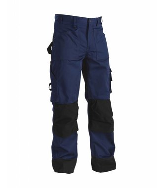 Trousers without Nailpockets Navy blue/Black