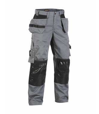 Floorlayer Trouser  Grey/Black