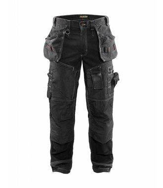 Pantalon X1500 : Noir - 150013709900