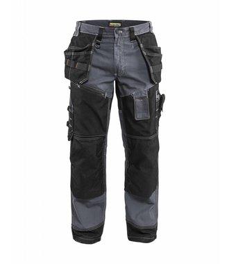 Bundhose Handwerker ´´X1500´´ : Grau/Schwarz - 150013709499