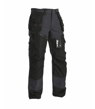 Trousers Craftsman X1500 Steel blue/Black