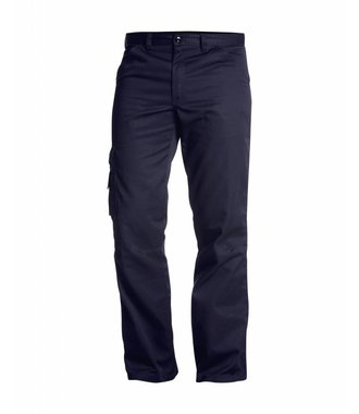 Service trousers Navy blue