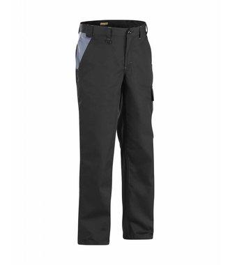 Werkbroek Industrie : Zwart/Grijs - 140418009994