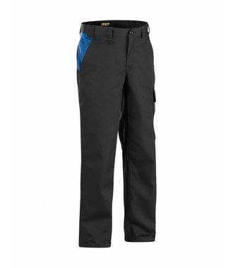 Bundhose Industrie : Black/Cornflower blue - 140418009985