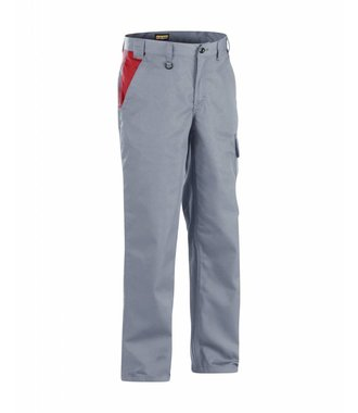 Industry trousers Grey/Red