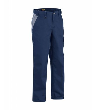 Industry trousers Marine blue/Grey