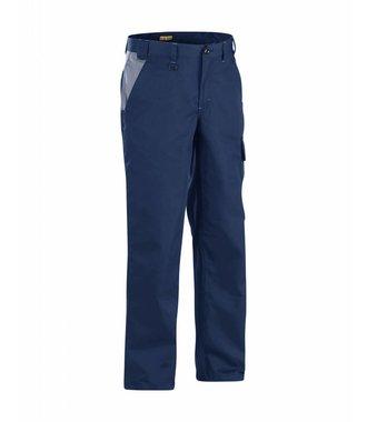 Werkbroek Industrie : Marineblauw/Grijs - 140418008994