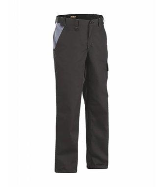 Pantalon Industrie : Noir/Gris - 140412109994