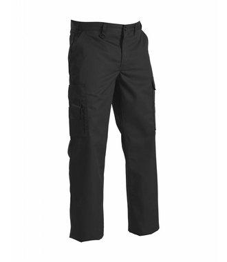 Pantalon Cargo Multipoches 1400 : Noir - 140018009900
