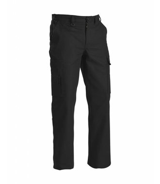 Cargo Trousers Black