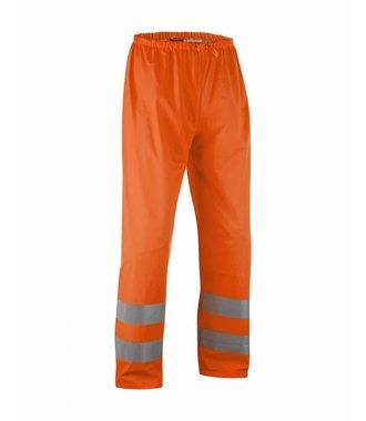 Pantalon de pluie haute-visibilité : Orange - 138420005300