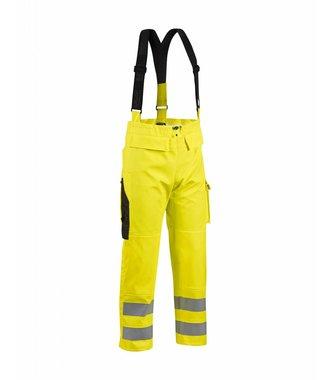 Pantalon de pluie tissu lourd : Jaune - 130220033300