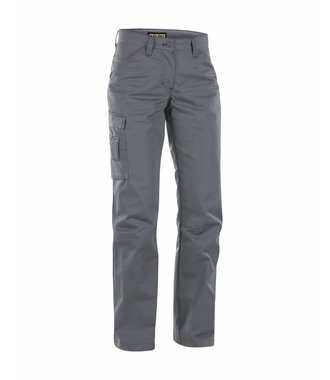Ladies service trouser - Recycled Polyester Grey
