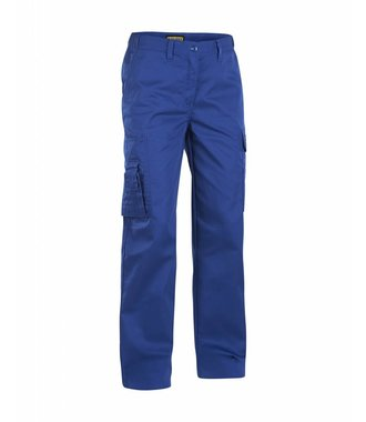 Dames werkbroek : Korenblauw - 712018008500