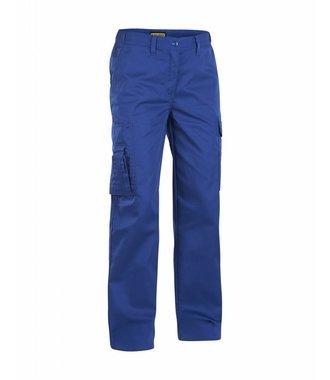 Ladies Service Trouser Cornflower blue
