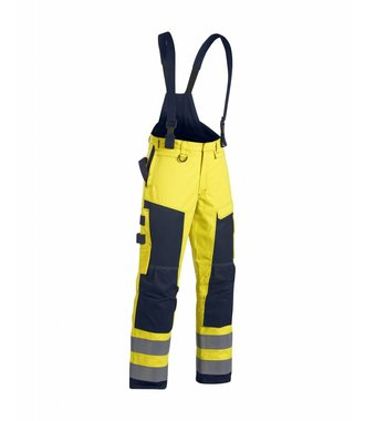 Multinorm Winterhose : Gelb/Marineblau - 186815303389