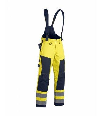 Pantalon Hiver Multinormes : Jaune/Marine - 186815303389