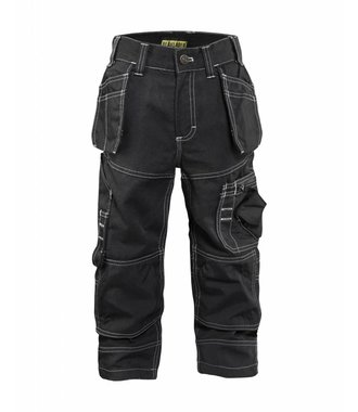 Pantalon X1500 enfant : Noir - 154613109900