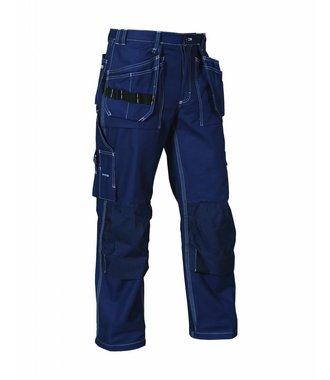 Ladies Kneepad Trouser Navy Blue