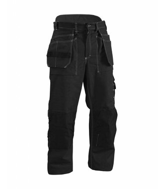 WINTER TROUSERS Black