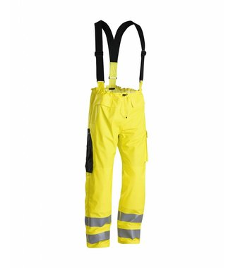 FR rain trousers Yellow