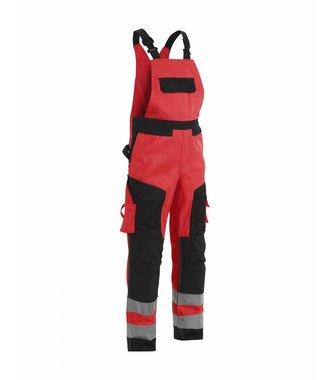 Combinaison sans manches Haute Visibilité : Rouge/Noir - 266018045599