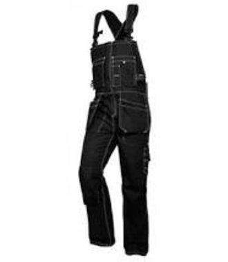 Cotte à bretelles : Noir - 260013709900