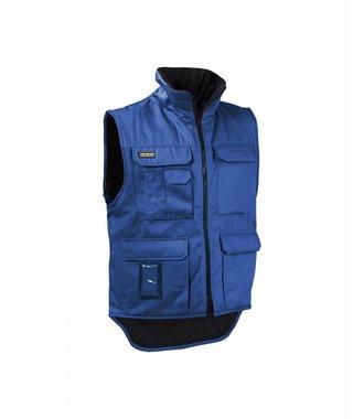 Gilet Sans Manches hiver doublé polaire : Bleu roi - 380119008500