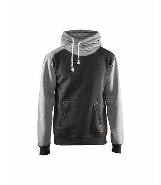 Hooded Sweatshirt Limited : Zwart/Grijs - 339911579990