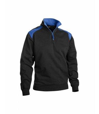 Sweater : Black/Cornflower blue - 335311589985