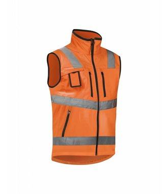Softshell vest High vis  : Oranje - 304925175300