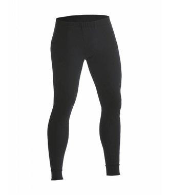 WARM 50% MERINO Bas de sous-vêtement en tissu lourd : Noir - 189117059900