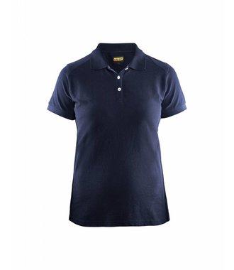 Poloshirt Dames : Marineblauw - 339010508900