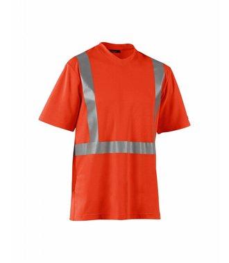 Higvisibility t-shirt : Orange - 338210115300