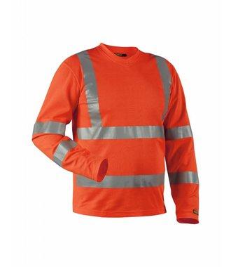 High Vis / UPF 50+ Langarm Shirt Kl. 3 : Orange - 338110705300
