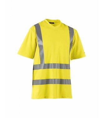 T-Shirt Haute-Visibilité : Jaune - 338010703300