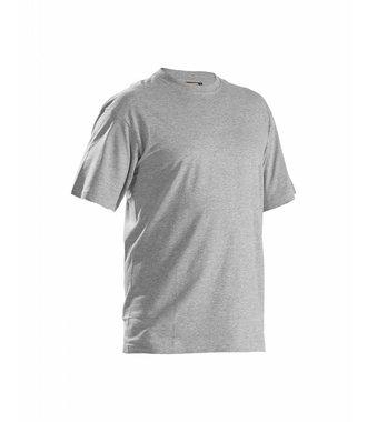 T-Shirt 5 pack Grey melange